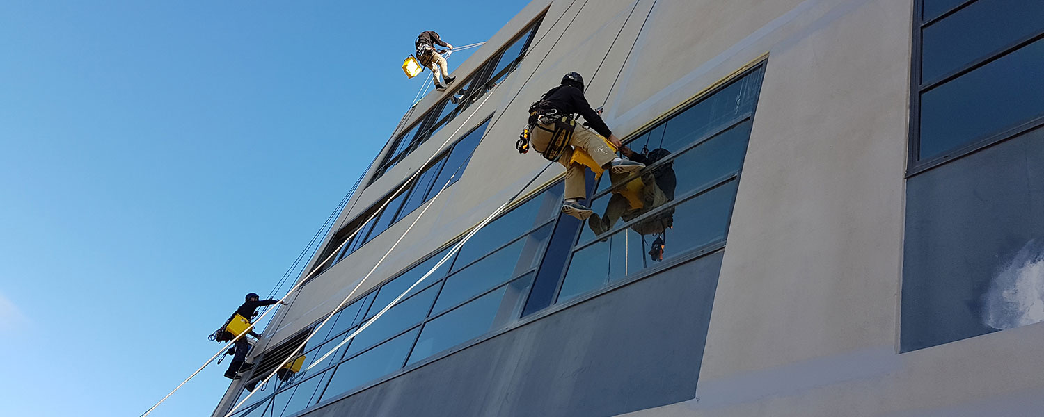 Making Building Maintenance Affordable With Rope Access